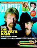 Faith Hill, Kenny Chesney on the cover of Country Weekly (United States) - September 2005