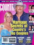Alan Jackson, Alan Jackson and Denise Jackson, Amy Grant, Amy Grant and Vince Gill, Denise Jackson, Faith Hill, George Strait, Vince Gill on the cover of Country Weekly (United States) - June 2004