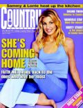 Faith Hill on the cover of Country Weekly (United States) - June 2003