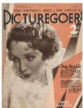 Bebe Daniels on the cover of Picturegoer (United Kingdom) - June 1933