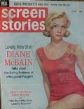 Diane McBain on the cover of Screen Stories (United States) - June 1962