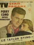 Roger Smith on the cover of TV Star Parade (United States) - February 1961