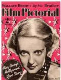 Bette Davis on the cover of Film Pictorial (United Kingdom) - July 1935