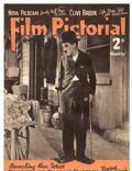Charles Chaplin on the cover of Film Pictorial (United Kingdom) - March 1936