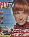 Fakt Tv Magazine [Poland] (20 September 2007)