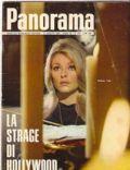 Panorama Magazine [Italy] (August 1969)