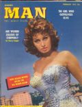 Modern Man Magazine [United States] (February 1957)