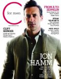 Jon Hamm on the cover of California Style (United States) - April 2012