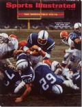 Tom Matte on the cover of Sports Illustrated (United States) - January 1969
