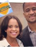 Earl Thomas (defensive back) and Nina Baham Heisser