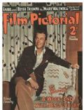 Bing Crosby on the cover of Film Pictorial (United Kingdom) - December 1937