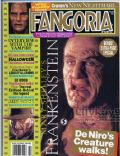 Tom Cruise on the cover of Fangoria (United States) - November 1994