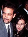 Rob Weiss and Shannen Doherty