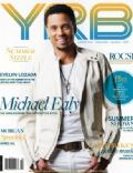 Michael Ealy on the cover of Yrb (United States) - June 2012
