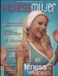 Evangelina Anderson on the cover of Fitness (Argentina) - February 2008