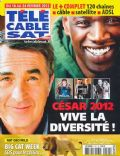 Télé Cable Satellite Magazine [France] (18 February 2012)
