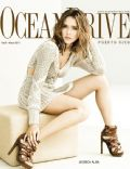 Jessica Alba on the cover of Ocean Drive (Puerto Rico) - April 2011