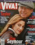 Jane Seymour on the cover of Viva (Poland) - September 1999