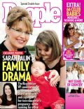 Sarah Palin on the cover of People (United States) - September 2008
