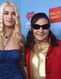 Corey Feldman and Courtney Anne Mitchell