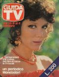 Guida TV Magazine [Italy] (28 September 1980)