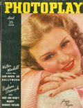 Ginger Rogers on the cover of Photoplay (United States) - April 1937