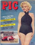 Marilyn Monroe on the cover of Pic (United States) - May 1953