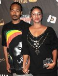Lark Voorhies and Jimmy Eugene Green