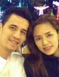 Danica Sotto and Marc Pingris