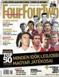 Four Four Two Magazine [Hungary] (April 2010)