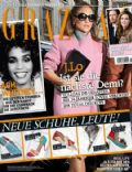 Grazia Magazine [Germany] (16 February 2012)