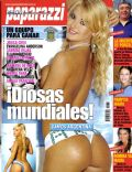 Jessica Cirio on the cover of Paparazzi (Argentina) - May 2006