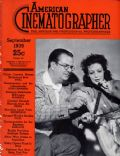 American Cinematographer Magazine [United States] (September 1939)