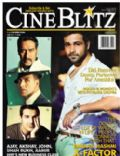 Emraan Hashmi on the cover of Cineblitz (India) - June 2012
