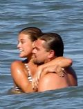Nina Agdal and Leonardo DiCaprio