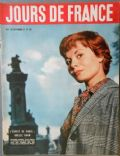 Jours de France Magazine [France] (28 September 1958)