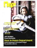 Jeff Bridges, R.I.P.D. on the cover of Periskopio (Cyprus) - July 2013