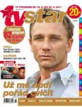 TV Star Magazine [Czech Republic] (19 September 2011)