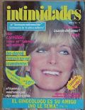 Bo Derek on the cover of Intimidades (Chile) - August 1980
