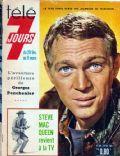 Télé 7 Jours Magazine [France] (29 February 1964)