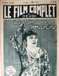 Pola Negri on the cover of Le Film Complet (France) - October 1926