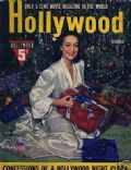 Dorothy Lamour on the cover of Hollywood (United States) - December 1940