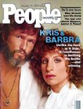 Barbra Streisand on the cover of People (United States) - January 1977