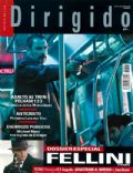 John Travolta on the cover of Dirigido (Spain) - July 2009