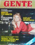 Gente Magazine [Italy] (4 January 1980)