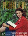 Linda Darnell on the cover of Picture Play (United States) - September 1940