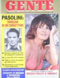 Gente Magazine [Italy] (17 November 1975)