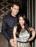 Kim Kardashian and Kris Humphries