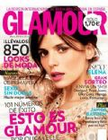 Elena Anaya on the cover of Glamour (Spain) - March 2011
