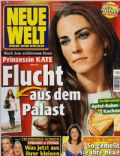 Neue Welt Magazine [Germany] (28 September 2011)